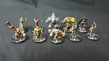(#MK103) Mage Knight Mix lot of 10 Miniatures