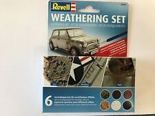 +++ Revell Weathering Set (6 Pigmente) 39066