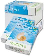 Recycling Kopierpapier NAUTILUS CLASSIC A4 80g 2.500 Blatt weiß Druckerpapier