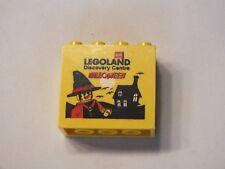 Lego Fabrikstein Sammelstein - Halloween  - Legoland Discovery Centre 30144pb066