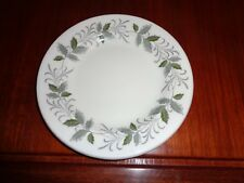 "Royal Tuscan Wedgwood Group Vintage 1960's Metallised Bone China 7"" Plate #2"