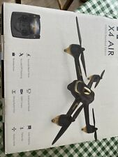 HUBSON H501s  X4 AIR DRONE with 1080p CAMERA - USED ONCE WITH BOX & INSTRUCTIONS