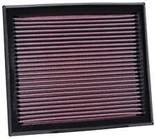33-2873 K&N Air Filter fit FORD VOLVO 2.5L L5 F/I; 2.4L L5 F/I; 2.4L L4 F/I