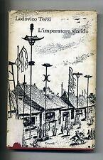 Lodovico Terzi # L'IMPERATORE TIMIDO # Einaudi 1963