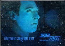 STAR TREK THE NEXT GENERATION SEASON ONE HOLOGRAM HG2 DATA