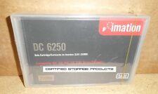 NEW Imation 250MB QIC-150 QIC-120 Data Tape Cartridge SLR QIC 3m DC6250 46157