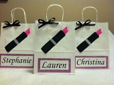 Personalized Bridesmaid Gift bags - Set of 7
