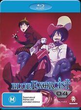 Blue Exorcist : Vol 4 (Blu-ray, 2013)