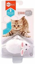 Hexbug Mouse Robotic Cat Toy - Random Color random movement stopping and pausing