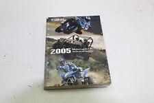 2005 Yamaha Motorcycle/Atv/Sxs Technical Update Oem Manual Lit-17500-00-05