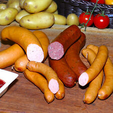 Probierpaket - 4 Wiener, 4 Bockwürste, 4 Lungwürste, 4 Chilliwürste (10,00 €/kg)