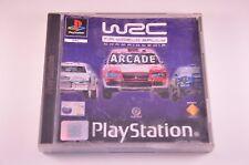 SONY PLAYSTATION 1 - GIOCO - WRC ARCADE - PAL - VINTAGE GAME -