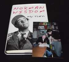 Norman Wisdom: My Turn: An Autobiography. SIGNED & INSCRIBED