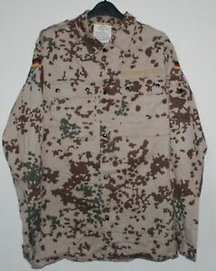 Desert Shirt Tropentarn / Wustentarn Bundeswehr German army military jacket