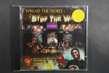 Spread the Word Stop The War - Muhindo Ise-Somo     (C328)