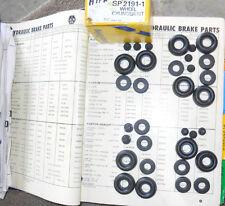 4 NOS Girling Front Wheel Cylinder Kits SP2191.  Alfa Romeo 105 --
