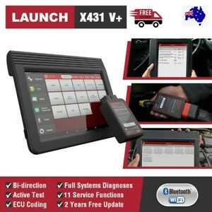 2021 LAUNCH X431 V+ V Pro 3 Auto OBD2 Diagnostic Scanner All System Key Coding