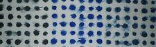 DESIGNERS GUILD Amplapura Blue Polka Dots Cotton New Remnant