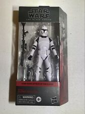 "Hasbro Star Wars: The Black Series Clone Trooper Figure 6"" Attack Of The Clones"