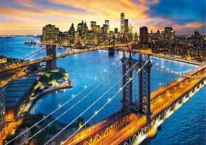 Clementoni New York High Quality Jigsaw Puzzle (3000 Pieces)
