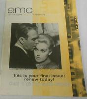 AMC Magazine Jimmy Stewart & Kim Novak 1958 071714R