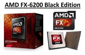 AMD FX-6200 Black Edition Hexa Core Processor 3.8-4.1 GHz, Socket AM3+, 125W CPU