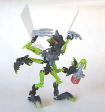LEGO 8695 Bionicle Karda Nui Mistika Gorast With Ghost Blaster Arrows (Pre-Owned