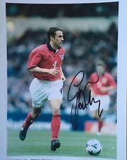 Gareth Southgate signed 10x8 photo Image C UACC Registered Dealer COA AFTAL RACC