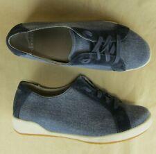Dansko US 6.5 7 EU 37 Women Fashion Sneaker Casual Canvas Navy Blue