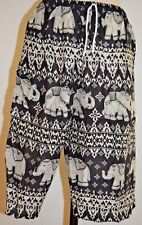 Shorts Elephant long pants Comfy Gypsy tie Dye womens ladies girls beach