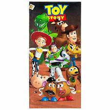 "Toy Story Gang Beach Towel FULLY LICENSED!!! 28""x58"""