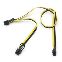Modular PSU Power Supply Cables 8Pin to 6+2Pin Cable Graphics Card Module Line