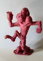 Vintage MARX NUTTY MADS Pink Endzone Football Toy Figure 1964