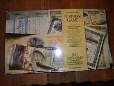 Vintage Business Board Game - Mine A Million - Jeu D'Affaires 1976 Complete VGC