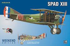 EDUARD 8425 SPAD XIII in 1:48