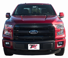FORD F-150 LARIAT 2015 - 2017 TFP BLACK GLOSS GRILLE OVERLAY/INSERT