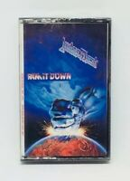 Ram It Down by Judas Priest New Sealed Cassette 1990 Legacy Records