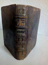 Almanach royal année 1743 imprimé chez la veuve d'Houry