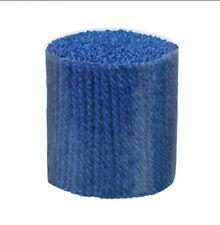 "Latch Hook Yarn - Sapphire 400 strands 3ply 2.5"" long. Use on 4.5hpi canvas"