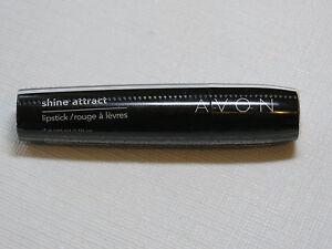 Avon Shine Attract Lipstick 0.10 oz Passionate Red P302 KQ11 lip color NOS;;