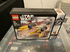 LEGO STAR WARS Anakin's Podracer 20th Anniversary Edition 75258 Brand New Sealed
