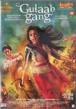 GULAAB GANG - BOLLYWOOD DVD - Madhuri Dixit, Juhi Chawla, Divya Jagdale, Priyank