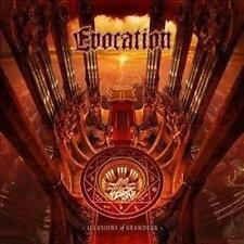 EVOCATION - Illusions Of Grandeur LP