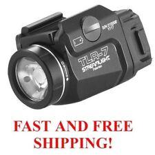 Streamlight TLR-7 500 Lumens Tactical LED Light w/Strobe, Rail Mount #69420
