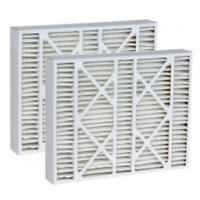 Day and Night 16x25x5 Merv 13 Replacement AC Furnace Air Filter (2 Pack)