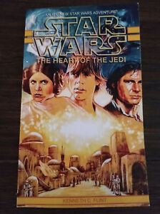 STAR WARS THE HEART OF THE JEDI - First Edition, New, Out of Print, Ultra Rare