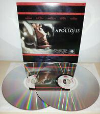 APOLLO 13 - LETTERBOXED - 2 LASERDISC