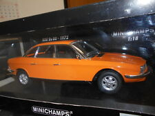 MIN151015401 by MINICHAMPS NSU RO 80 1972 1:18