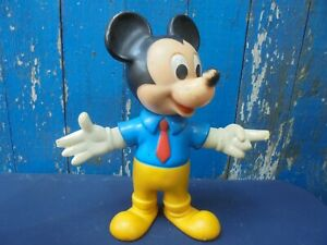 POUET-POUET MICKEY 27 cm Vintage Walt Disney 1968
