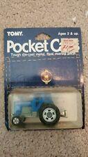 Tomica Pocket Cars Tractor - Blue